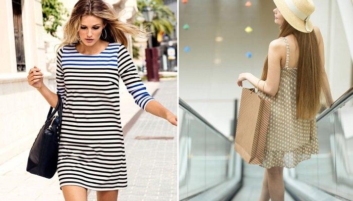 красивые и модные платья