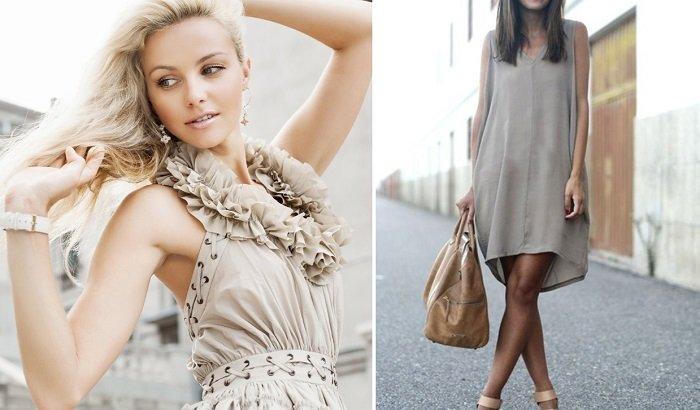 стильные и модные платья