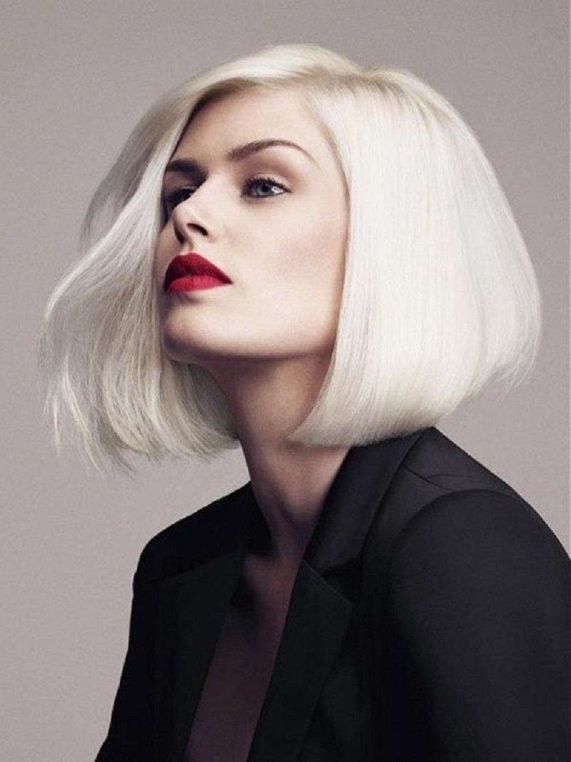 модные стрижки 2017 для тонких волос