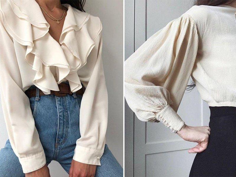 Модные старые вещи