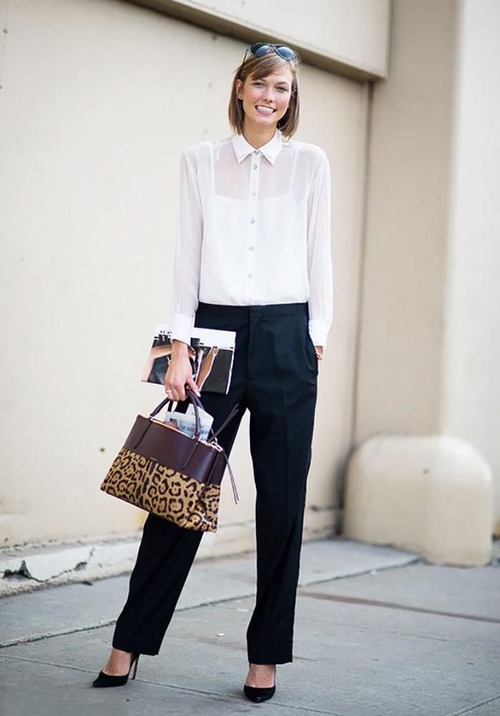 módne trendy nohavice
