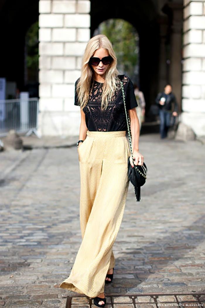 модные брюки