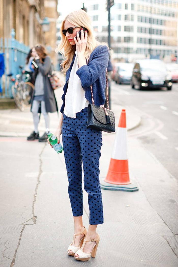 módne štýly nohavíc