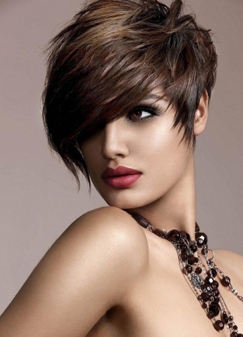 Модели причёсок для женщин фото