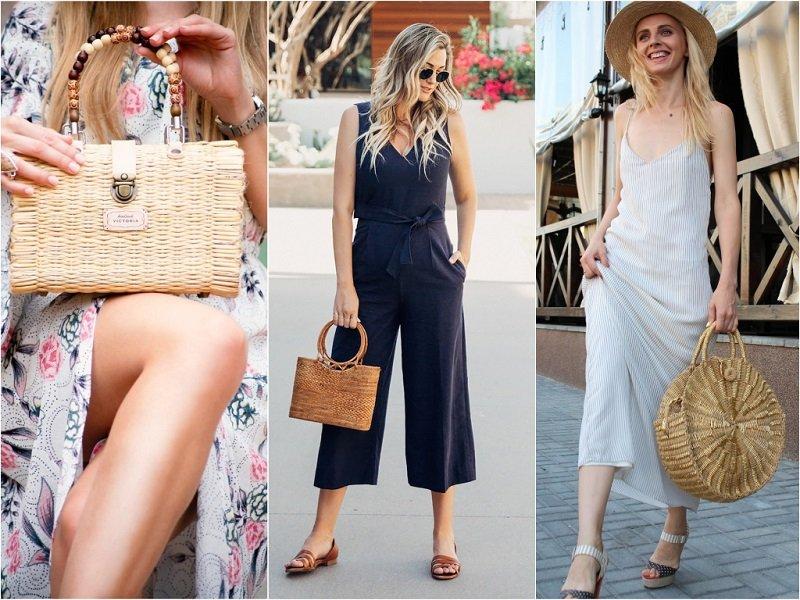 тренды одежды на лето