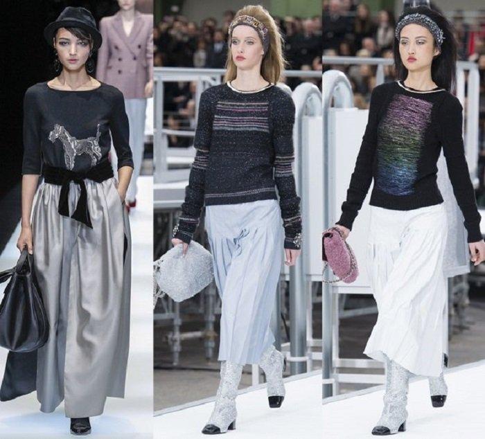 модные блузы и топы
