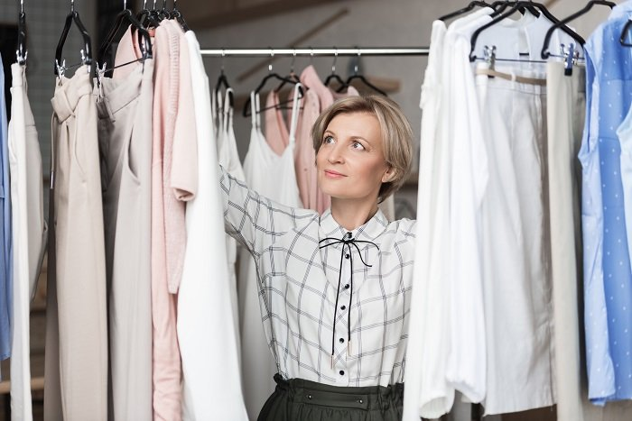 шелковые блузы