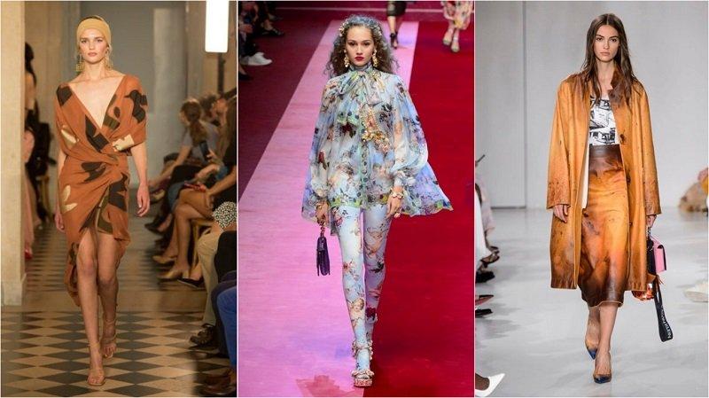 модная весенняя одежда