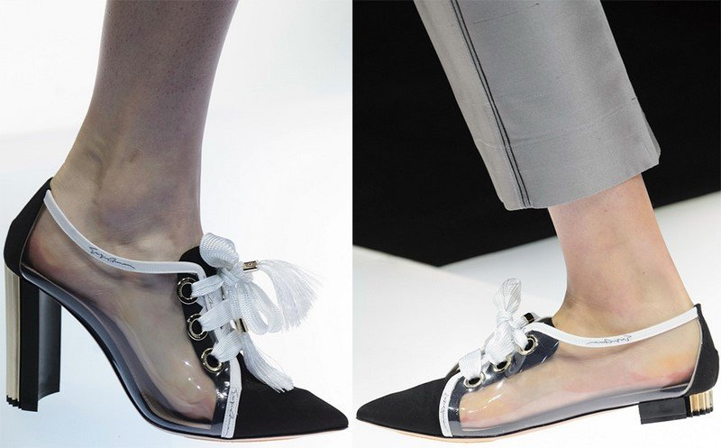 туфли 2018 года