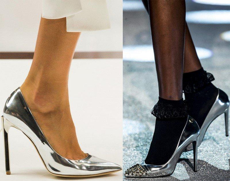 новые обувные тенденции