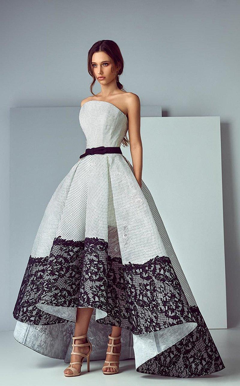 вечерние платья с рукавами