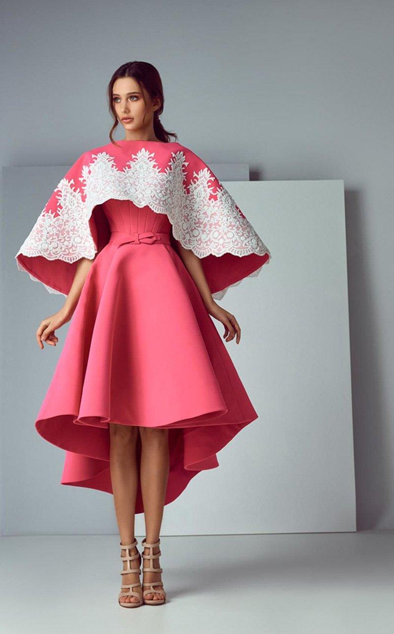 вечерние платья японских дизайнеров