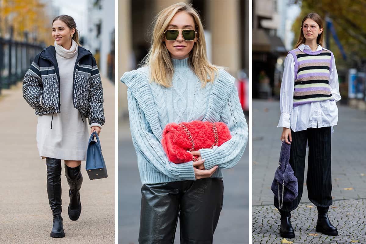 Идеальные вязаные вещи для женщины после 40, которые не захочется снимать всю зиму