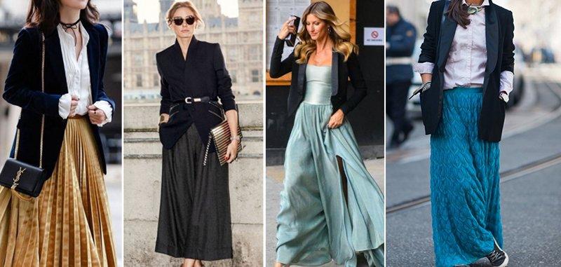 модные юбки для женщин 50 лет