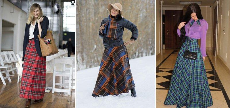 модные фасоны юбок для полных женщин