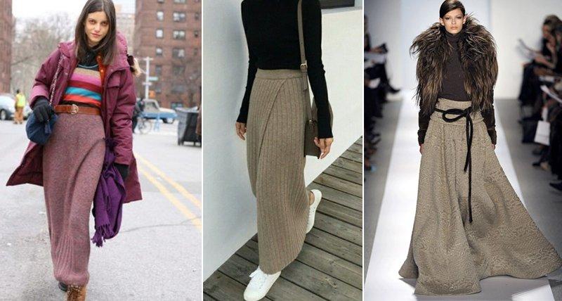 модные юбки для тех кому за 50
