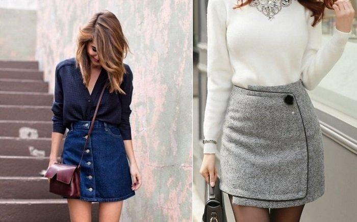 модные юбки из сетки