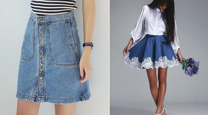 модные ажурные юбки