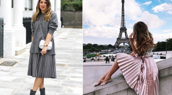модные ассиметричные юбки