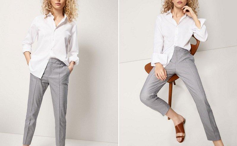 брюки чинос женские это