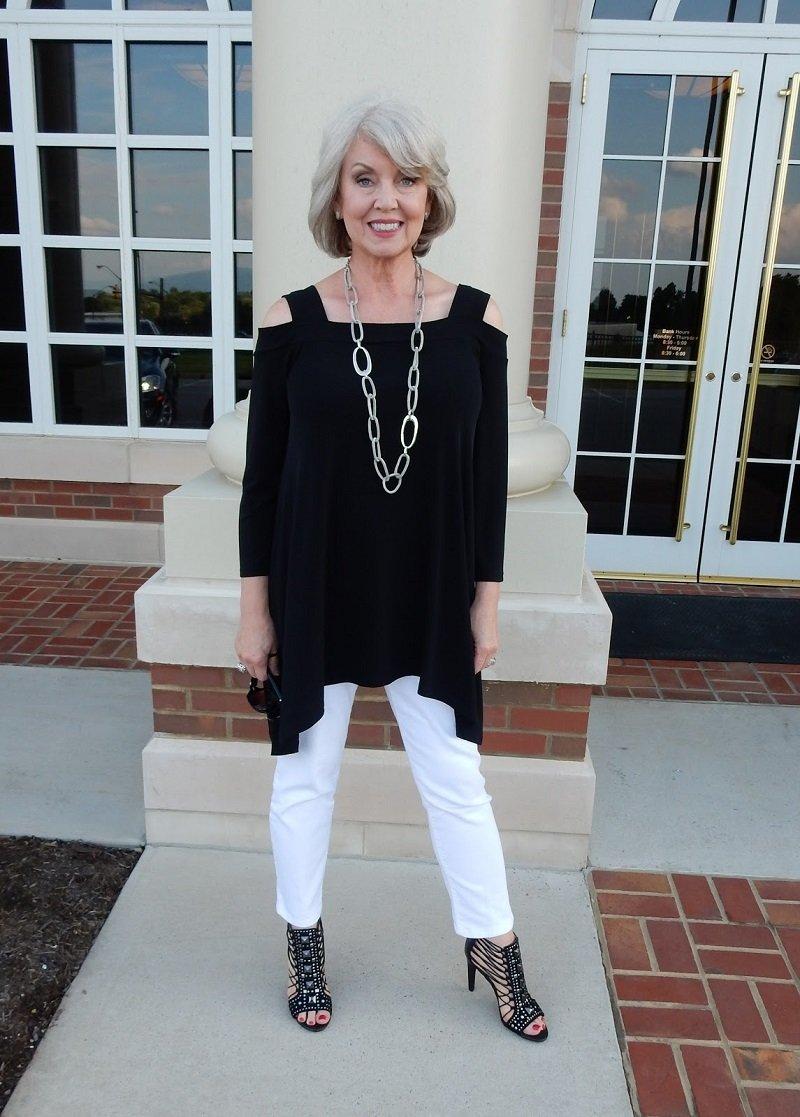 брюки чинос для женщин за 50