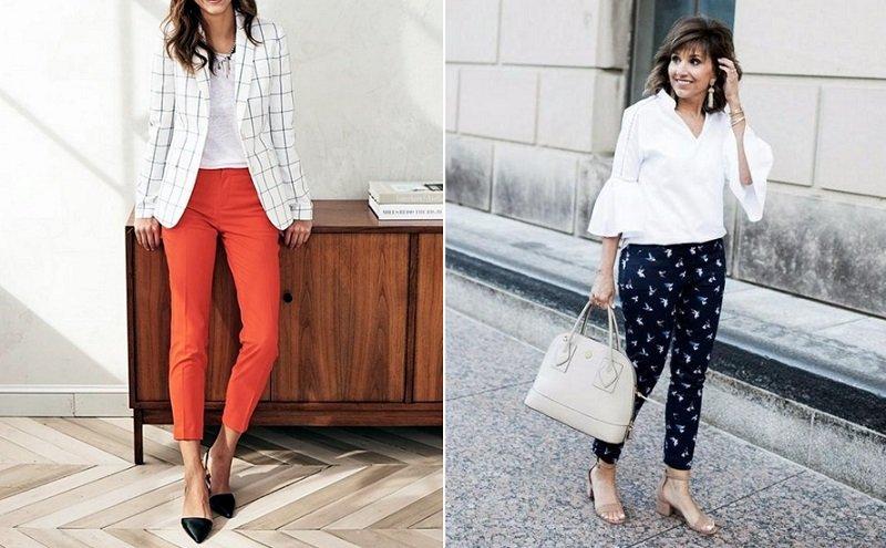 брюки чинос как носить