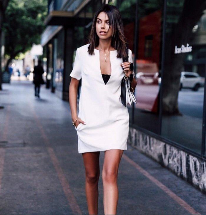 женские деловые костюмы и платья