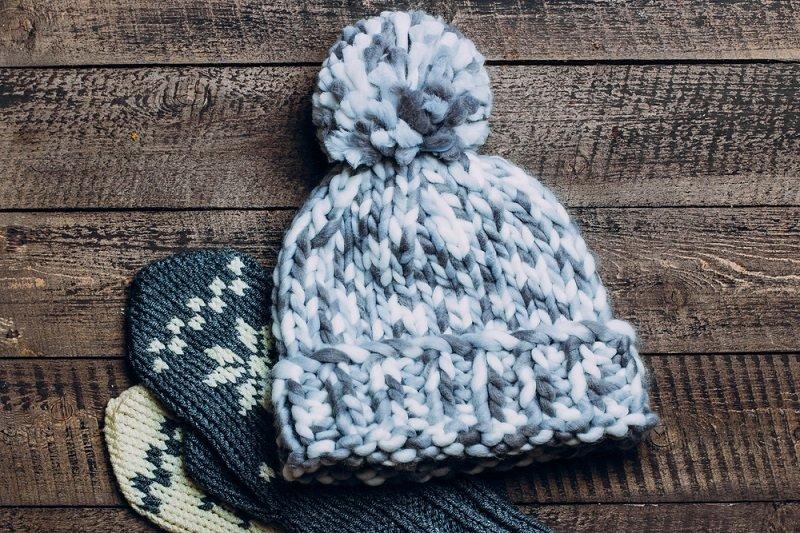 женские шапки 2019