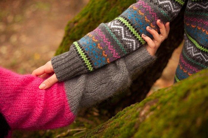 женские свитера больших размеров