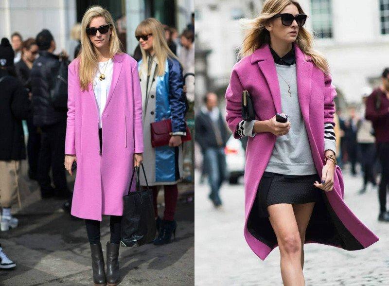 модный цвет одежды 2017 года