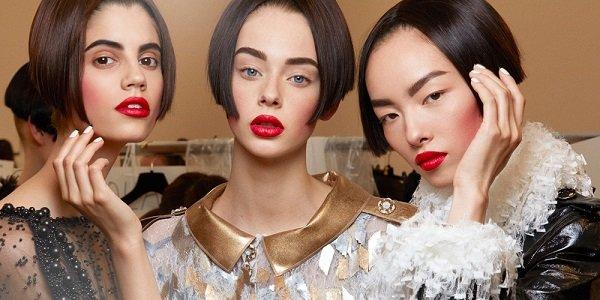 модный быстрый макияж