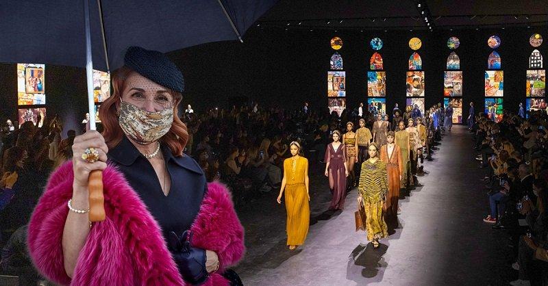 За что суеверные гражданки полюбили новую коллекцию Dior Вдохновение,Советы,Женщины,Идеи,Красота,Мода,Одежда,Стиль
