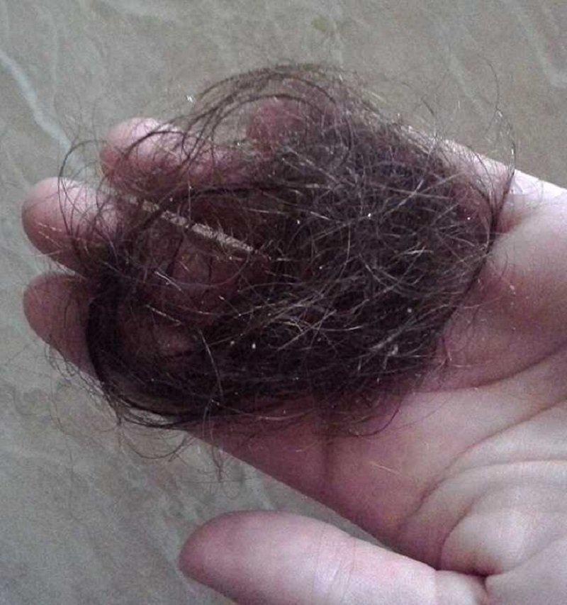 спать с мокрыми волосами
