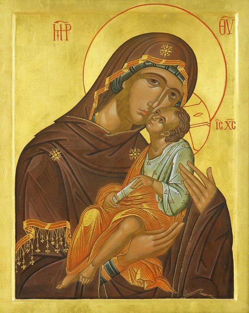 молитва богородице в субботу