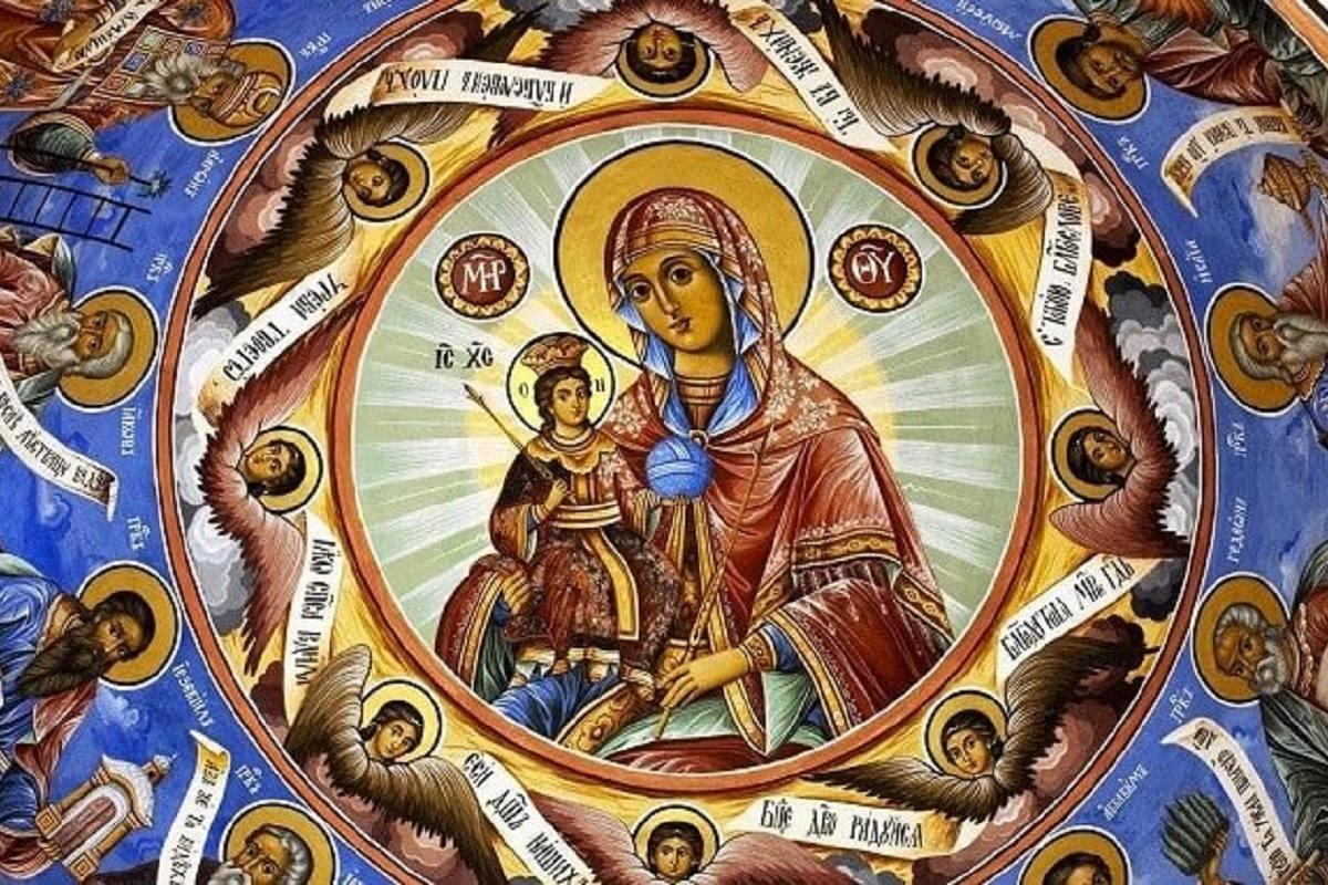 Подсказки Божьей Матери, теплой Заступницы холодного мира