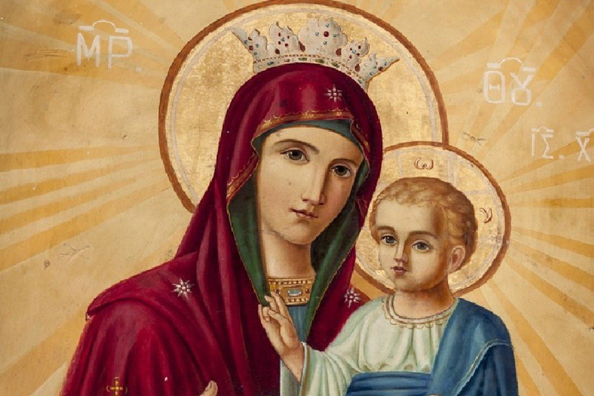 Молитва Деве Марии и какой совет может дать Святая в этом году