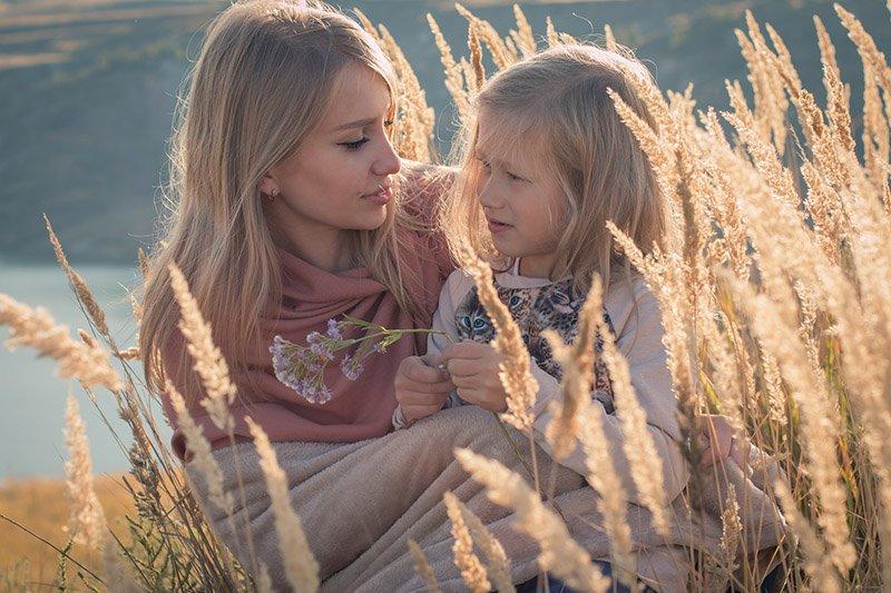 Какую молитву следует читать тем, у кого растет дочка Вдохновение,Дети,Женщины,Молитва,Психология,Родители,Семья