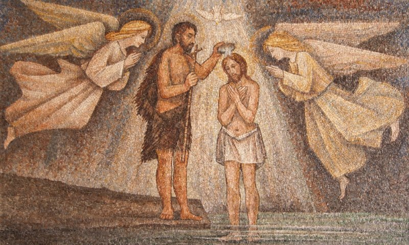 молитва на Крещение перед купанием