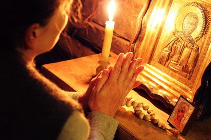 молитва на очищение рода