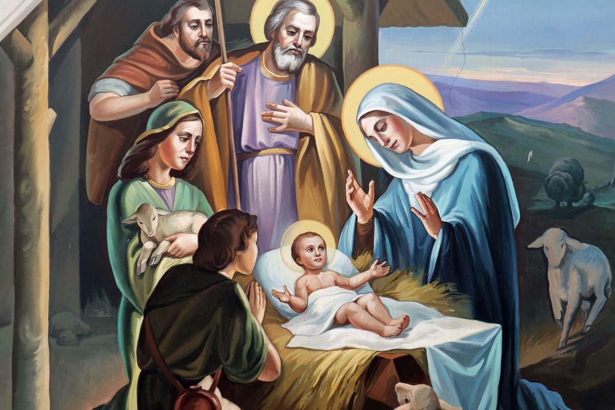 Какую молитву необходимо произнести на Рождество Христово