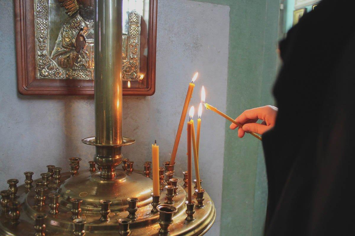 молитва о прощении человека
