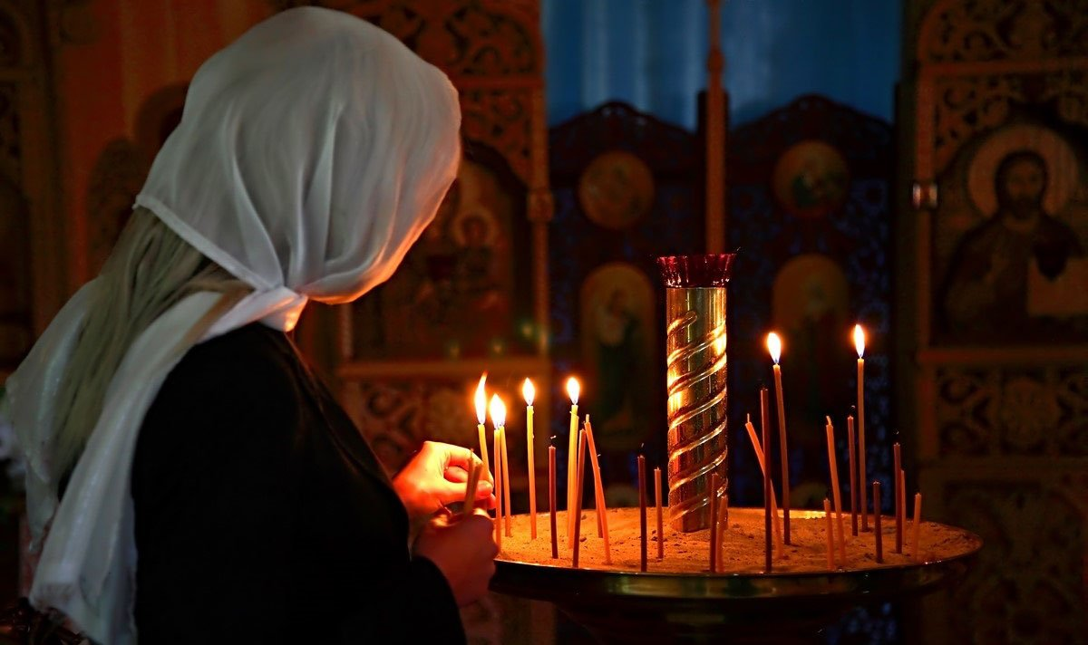 Молитва о сильной защите