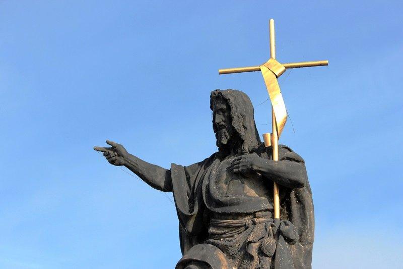 иоанн креститель праздник