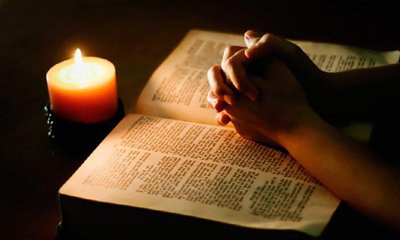 modlitba za ochorenie očí