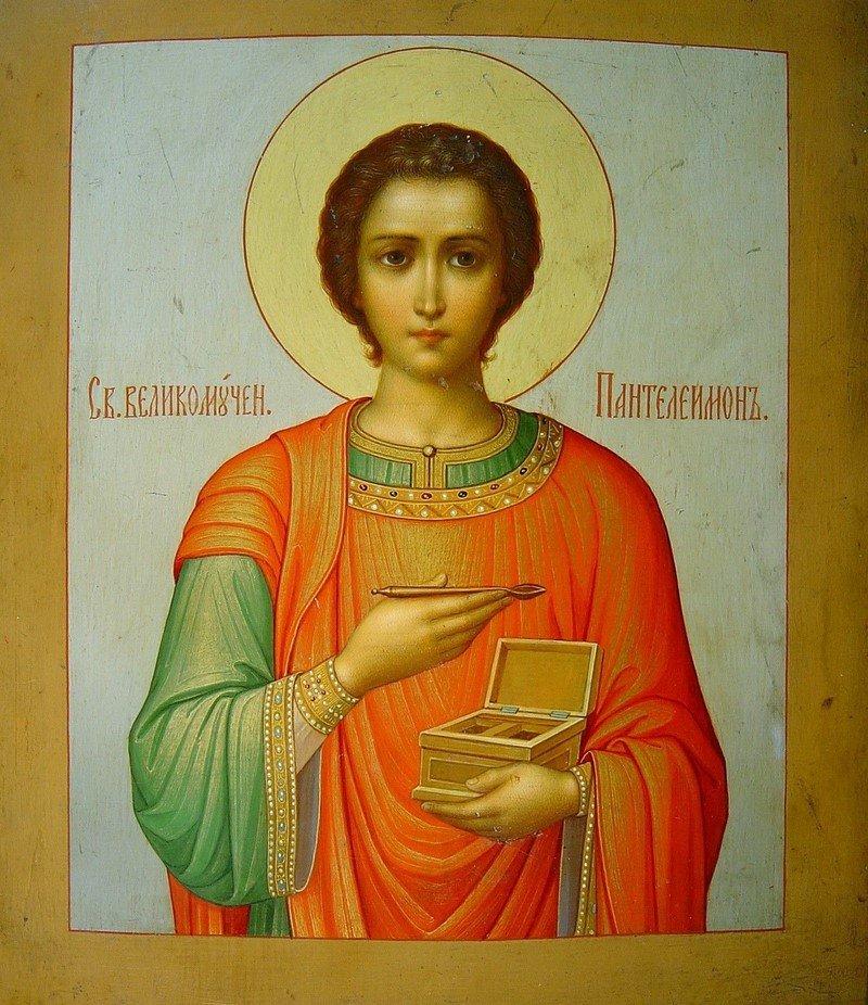Молитва Пантелеймону об исцелении