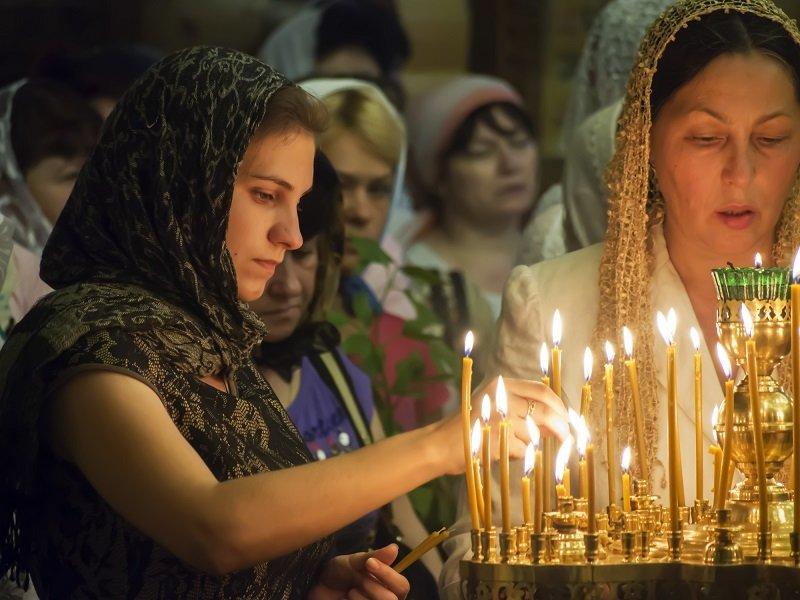 вечерние молитвы на троицу