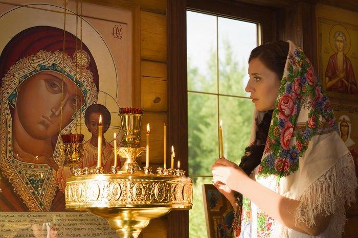 Молитва в день Пресвятой Богородицы