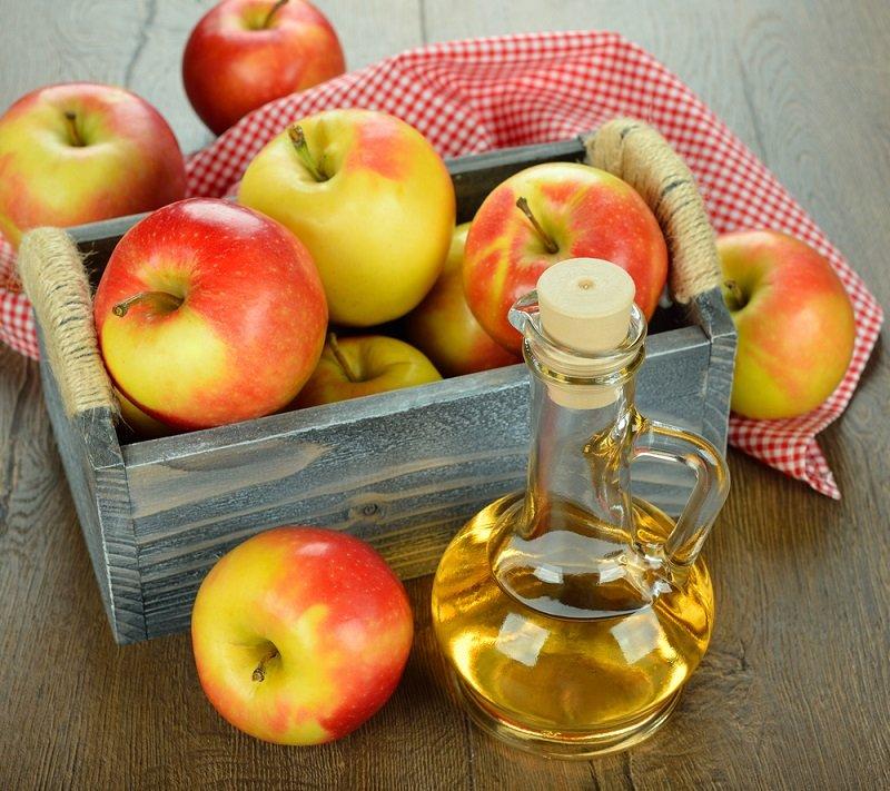 вся польза яблочного уксуса