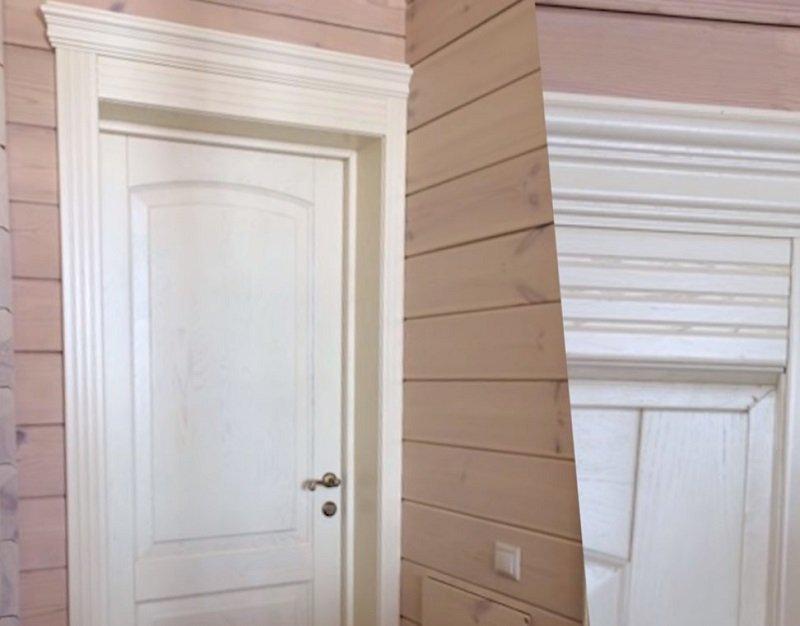 демонтаж и монтаж межкомнатных дверей