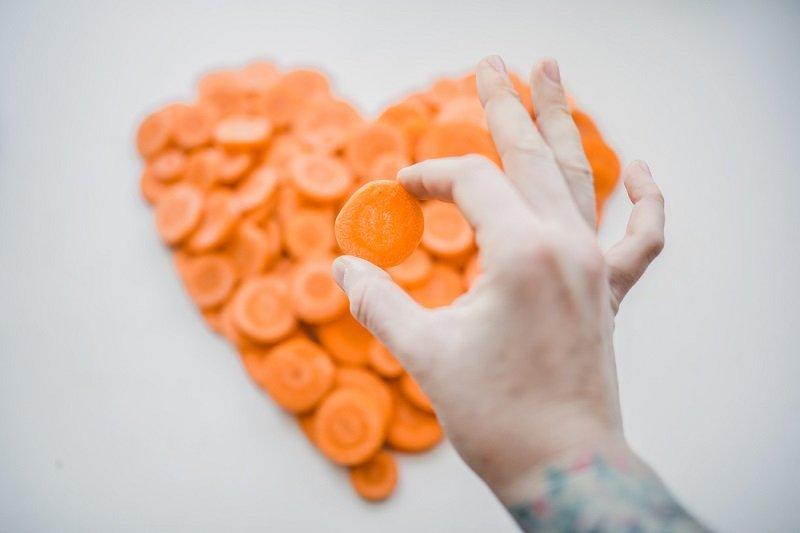 диета для похудения морковная